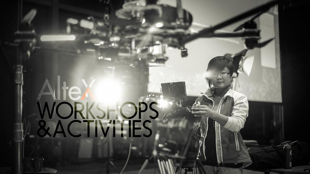 02. WORKSHOPS & ACTIVITIES